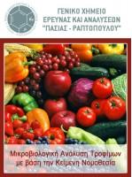 Μικροβιολογική Ανάλυση Τροφίμων με βάση την Κείμενη Νομοθεσία